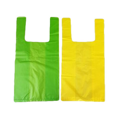 HM HDPE Carry Bags Manufacturers and Exporters